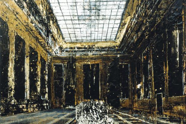 interior-Innenraum-1981-by-Anselm-Kiefer